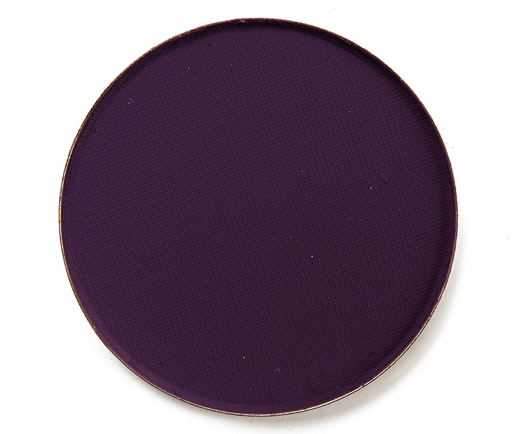 Give Me Glow Blackened Plum Matte Pressed Shadow