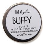 Give Me Glow Buffy Foiled Pressed Shadow