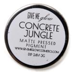 Give Me Glow Concrete Jungle Matte Pressed Shadow