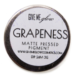 Give Me Glow Grapeness Matte Pressed Shadow