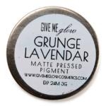 Give Me Glow Grunge Lavender Matte Pressed Shadow