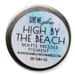 Give Me Glow High by the Beach Matte Pressed Shadow