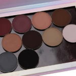 Give Me Glow Swatches: Matte Pressed Shadows (x27)