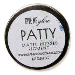 Give Me Glow Patty Matte Pressed Shadow