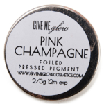 Give Me Glow Pink Champagne Foiled Pressed Shadow