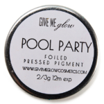Give Me Glow Pool Party Foiled Pressed Shadow