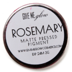 Give Me Glow Rosemary Matte Pressed Shadow