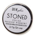 Give Me Glow Stoned Foiled Pressed Shadow