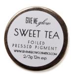 Give Me Glow Sweet Tea Foiled Pressed Shadow