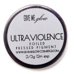 Give Me Glow Ultra Violence Foiled Pressed Shadow