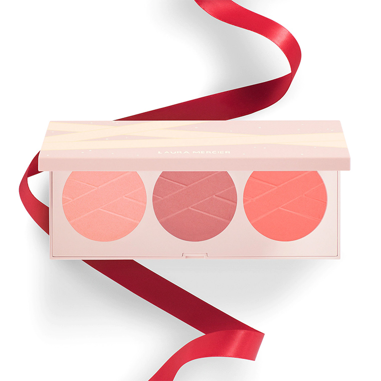 Laura Mercier Standing Ovation Cheek Palette for Holiday 2020