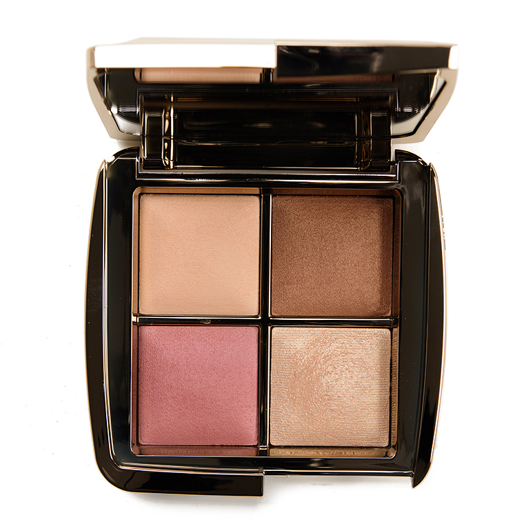 Hourglass Sculpture Ambient Lighting Edit Quad