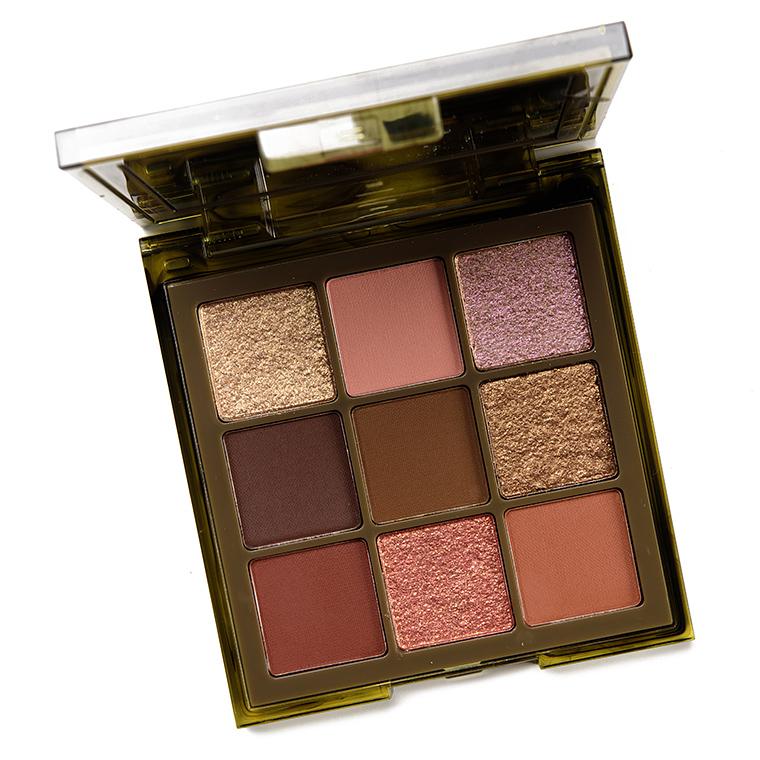 Huda Beauty Khaki Haze Obsessions Eyeshadow Palette