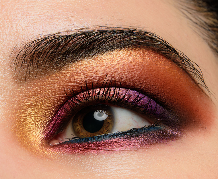 23 Eyeshadow Color Stories for Summer-Into-Fall Inspiration