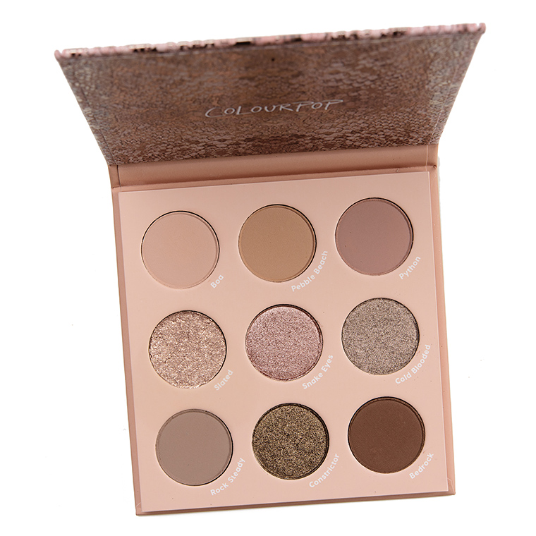 ColourPop That\'s Taupe 9-Pan Pressed Powder Palette