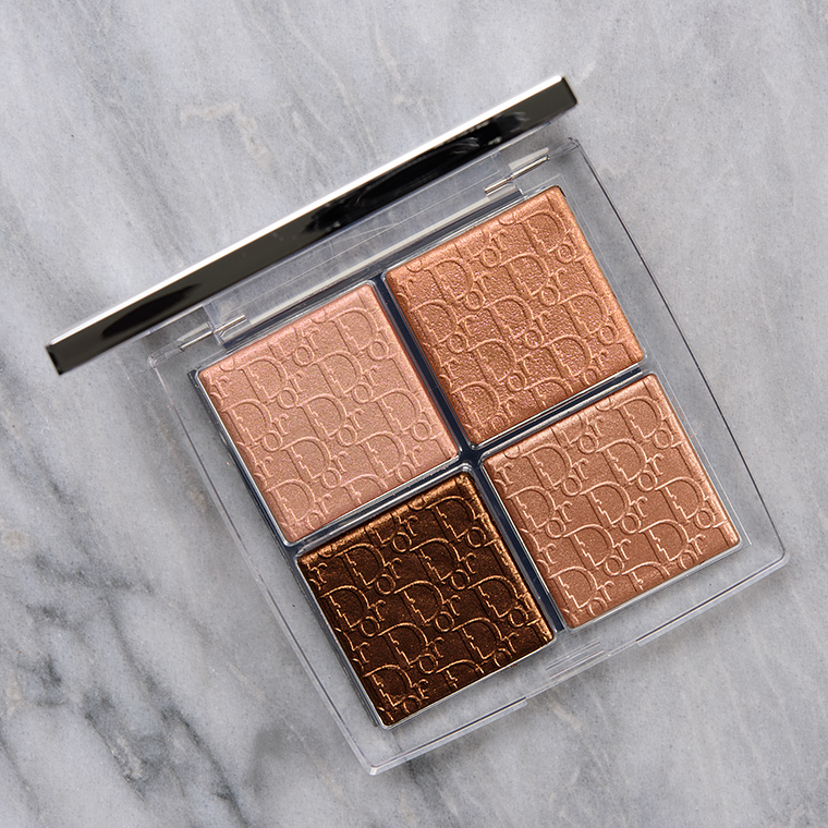 Dior Copper Gold (005) Backstage Glow Face Palette