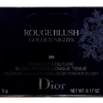 Dior Golden Frisson (310) Rouge Blush