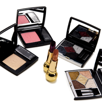 Dior Golden Nights Collection Swatches