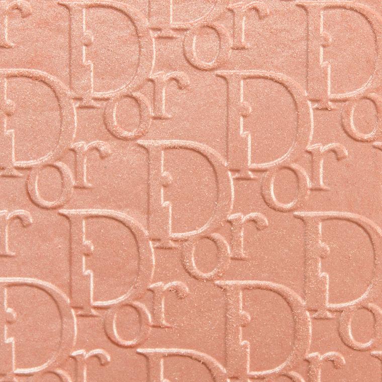 Dior Peach Backstage Glow Face Strobe Powder