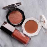 Holiday Sets (x3): Kaja Beauty + Fenty Beauty Swatches
