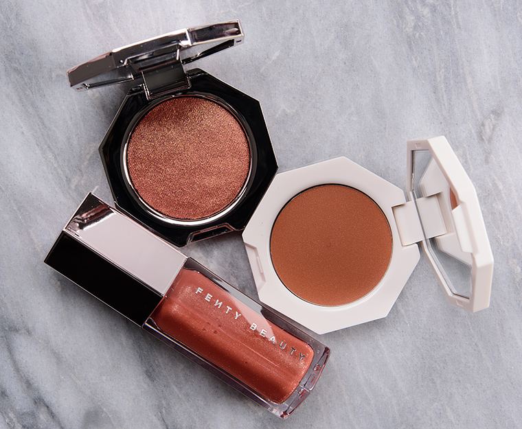 Fenty Beauty Fenty Glow Face, Lip, & Body Set