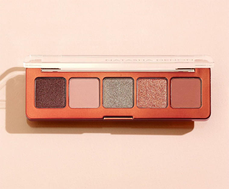 Natasha Denona Zendo Mini Eyeshadow Palette for Holiday 2020