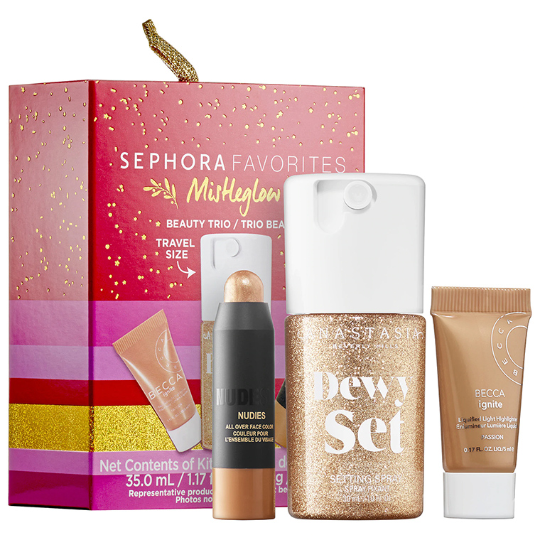 Sephora Favorites Mini Mistle Glow Kits for Holiday 2020