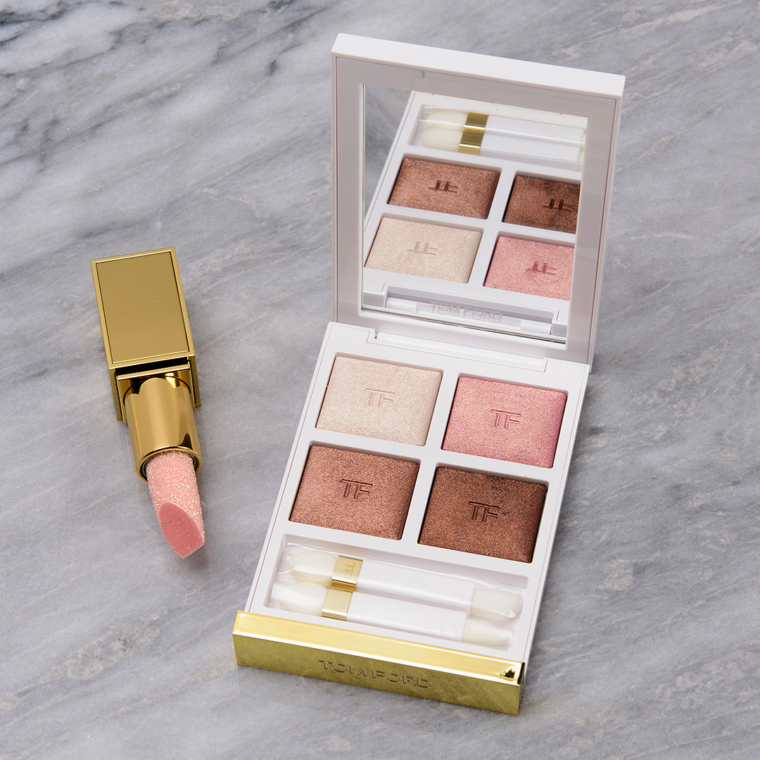 Tom Ford Soleil Neige Collection (2020) Swatches