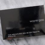 Wayne Goss Coral Rose The Weightless Veil Blush Palette