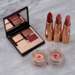 Charlotte Tilbury Fire Rose Collection + Super Lipsticks Swatches