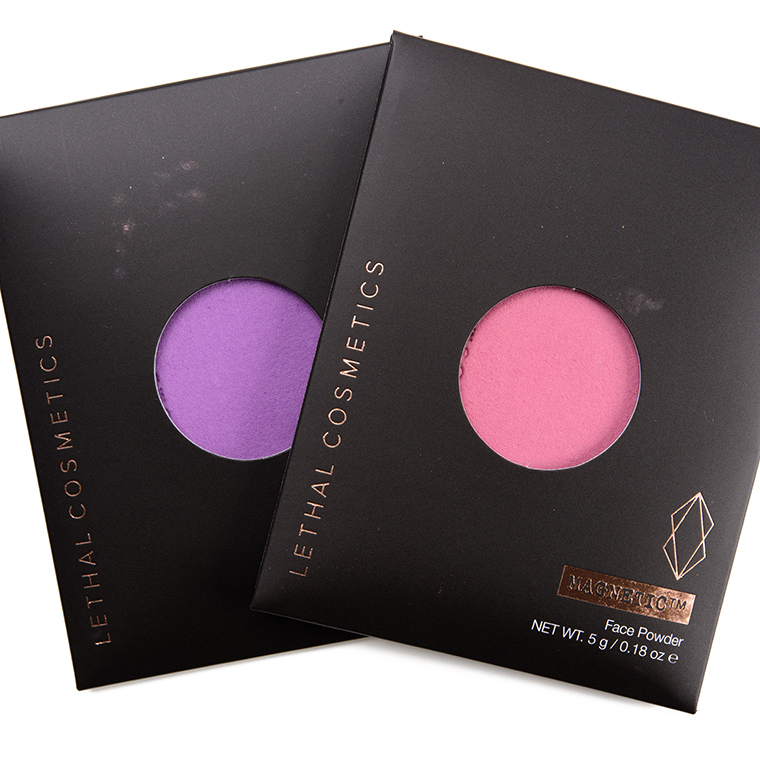 Lethal Cosmetics Magnetic Face Powder (Blush)
