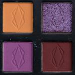 Lethal Cosmetics Velvet Dusk Pressed Powder Palette