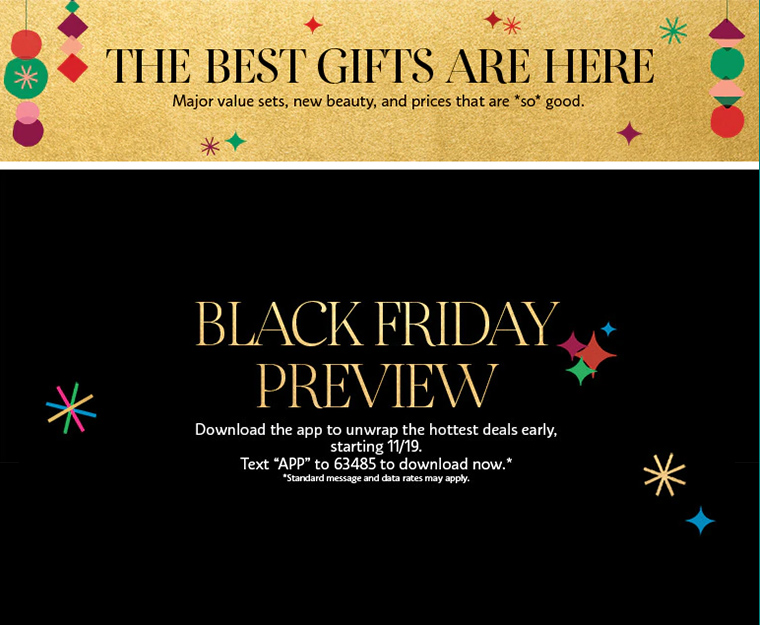 Sephora Black Friday Deals 2020: Full List of Deals!