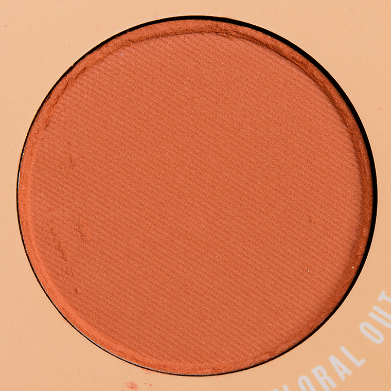 ColourPop Floral Out Pressed Powder Shadow