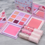 ColourPop x Hello Kitty & Friends Snow Much Fun Collection Swatches