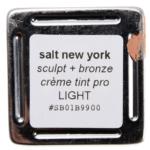Salt New York Light Sculpt and Bronze Crème Tint