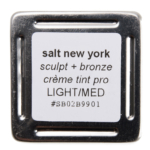 Salt New York Light/Medium Sculpt and Bronze Crème Tint
