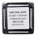 Salt New York Medium Sculpt and Bronze Crème Tint