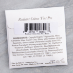 Salt New York Creme Tint Swatches