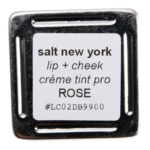 Salt New York Rose Lip and Cheek Crème Tint