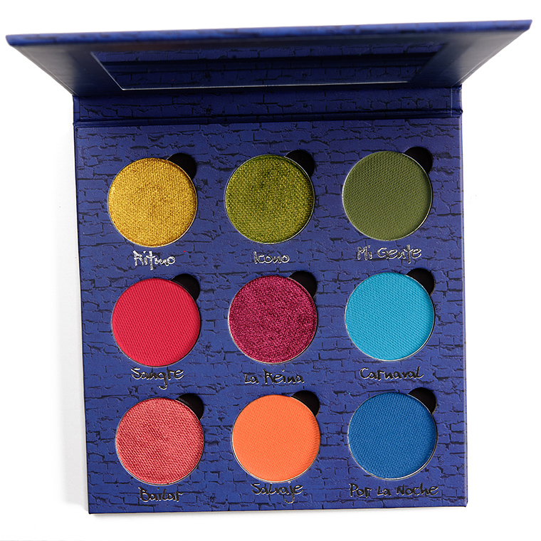 Terra Moons El Barrio 9-Pan Eyeshadow Palette