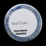 Terra Moons Red Giant Iridescent Chameleon Shadow