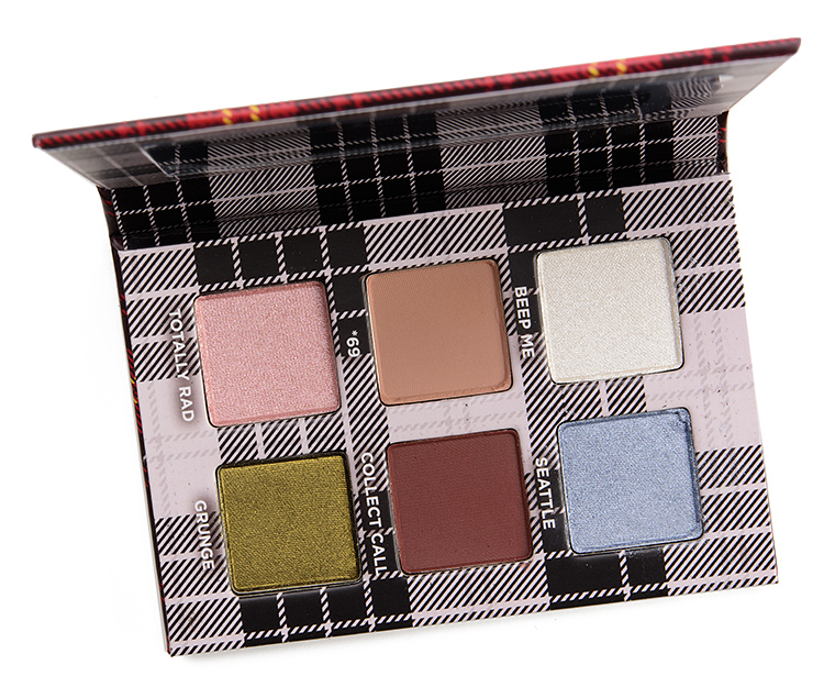 Urban Decay 1993 Decades Mini Eyeshadow Palette