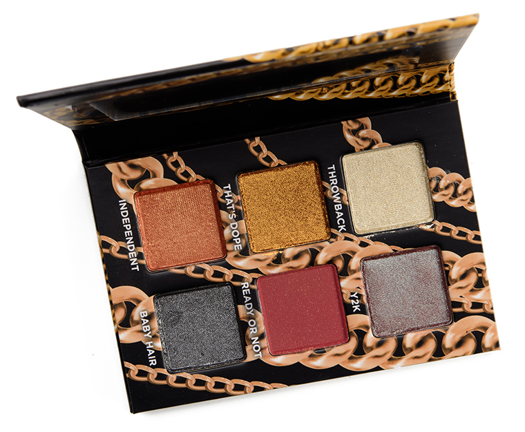Urban Decay Soundtrack Decades Mini Eyeshadow Palette