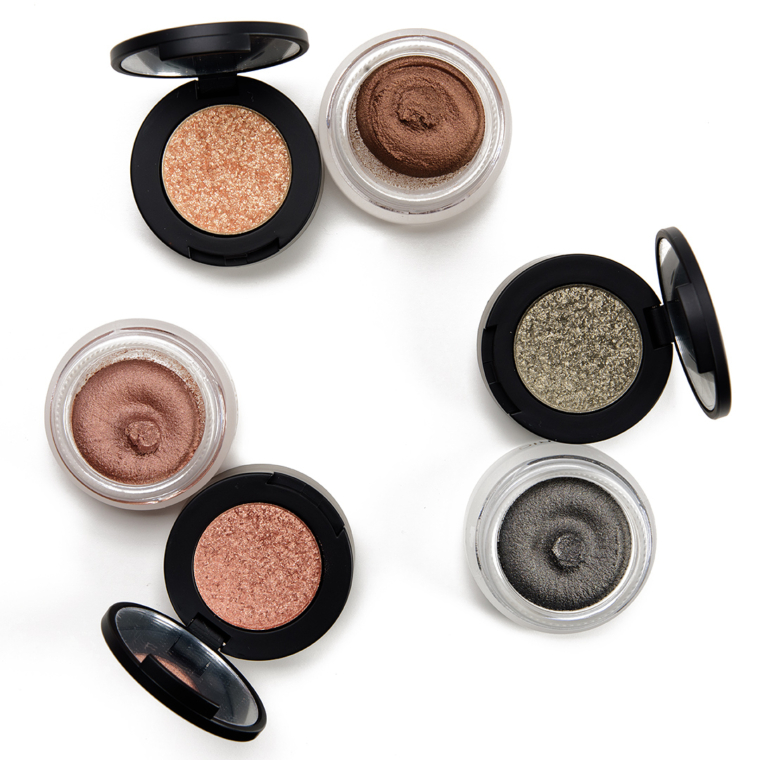 Auric Smoke Reflect Eye Shadow Duo