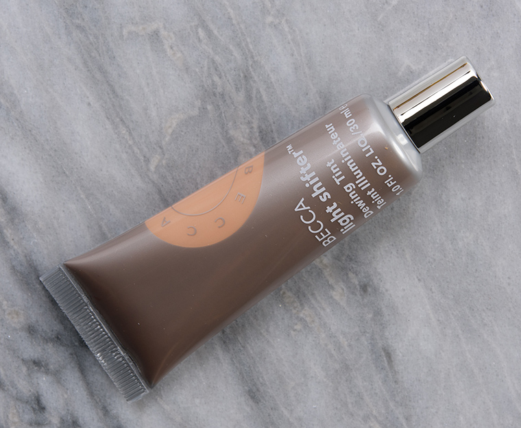 Becca Luminary (1) Light Shifter Dewing Tint Review & Swatches