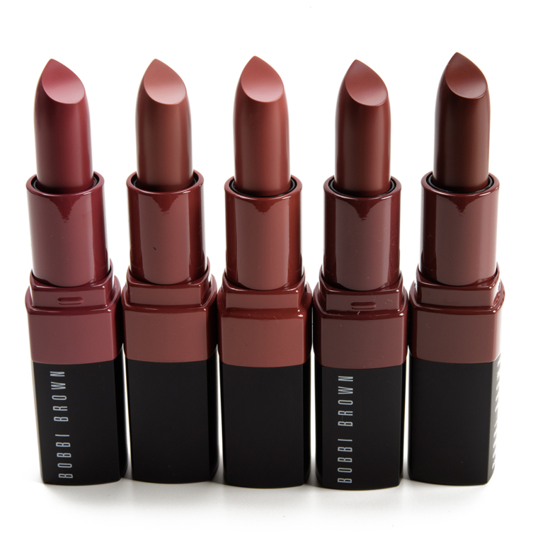 Spring 2021: Bobbi Brown Crushed Lip Colors & Jelly Sticks Swatches