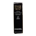 Chanel Beige Ardent (237) Rouge Allure Velvet