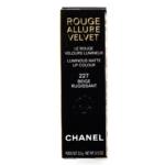 Chanel Beige Rugissant (227) Rouge Allure Velvet