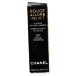 Chanel Rouge Triomphal (257) Rouge Allure Velvet